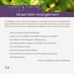 Mosel-Wein-Arrangement