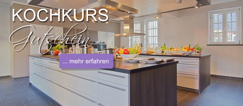 Kochkurs-Gutscheine für die Kochschule-Tafelkunst